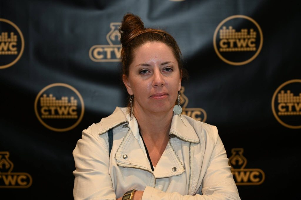 Dana Wilcox makes an appearance at the 2019 CTWC after a 2 year break.